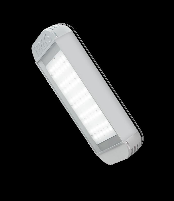 Уличный светодиодный светильник ДКУ 07-130-50-Ш2